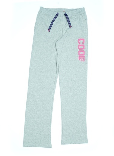Asymmetry Sweatpant Gri